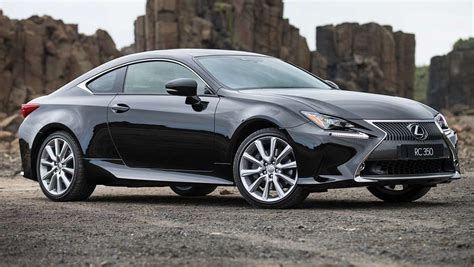 lexus luxury lexus rc 350 sport luxury review 2015 carsguide