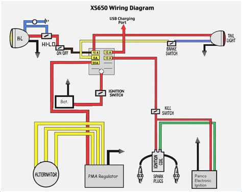yamaha ignition coil wiring diagram cathology info