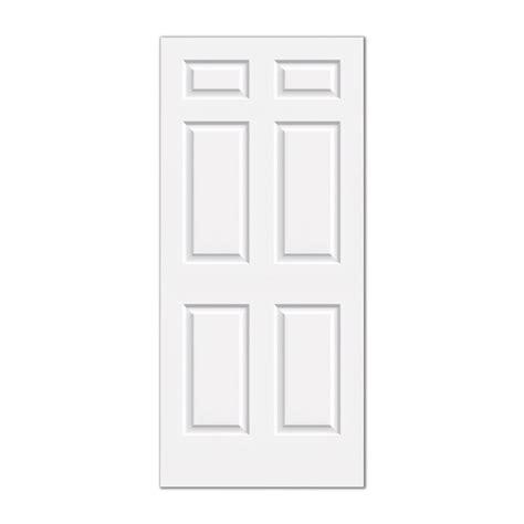 steel door lowes prosteel 6 panel inswing steel entry door lowe s canada