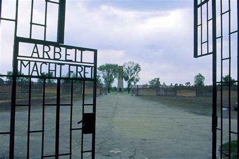 Visiting Sachsenhausen Concentration Camp