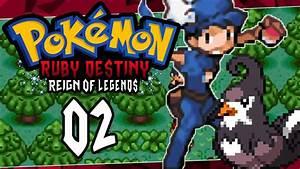 Pokemon Ruby Destiny Reign of Legends Part 2 THE GYM ...