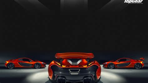 Top gear mclaren p1 wallpaper