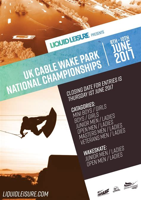 Wakeboard Boat Nationals 2017 by Uk Cable Wakeboard Wakeskate Nationals 2017