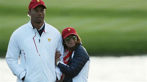 Tiger Woods' Girlfriend Erica Herman in Trouble for PGA ...