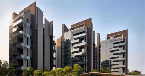 Leedon Residence Singapore Architecture Scda
