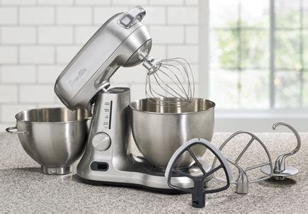 breville pro stand mixer