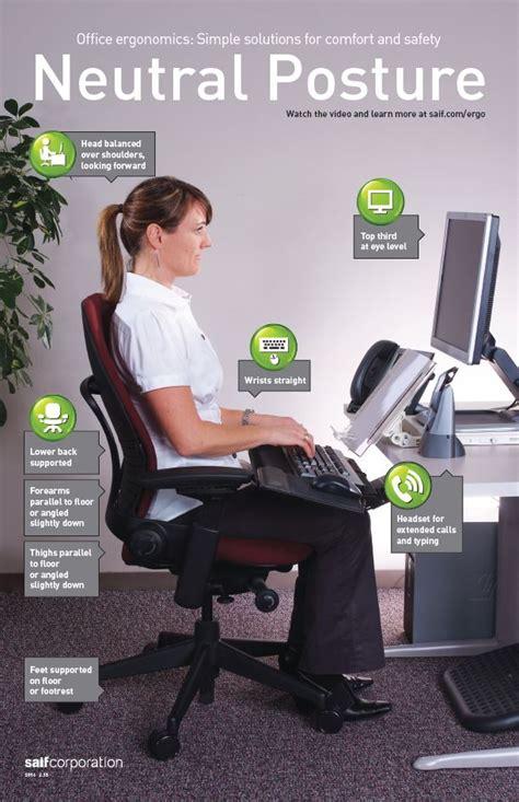 ergonomics   office setting environmental health