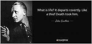John Gunther qu... Gunther Quotes