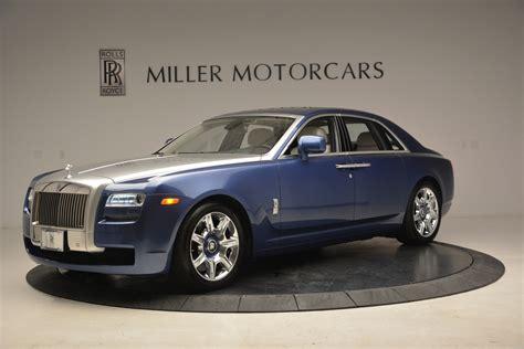 2010 Rolls Royce Ghost For Sale by Used 2010 Rolls Royce Ghost Greenwich Ct