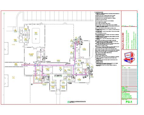 plumbing blueprints pictures autocad plumbing drafting sles