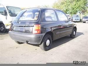Nissan Micra 1995 : 1995 nissan micra 1 0 16v servo driver car photo and specs ~ Medecine-chirurgie-esthetiques.com Avis de Voitures