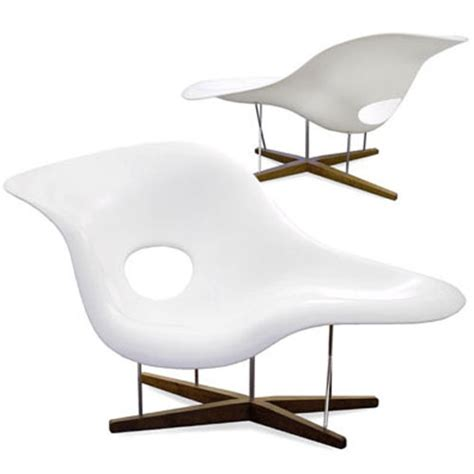 vitra miniature la chaise chair by charles and eames