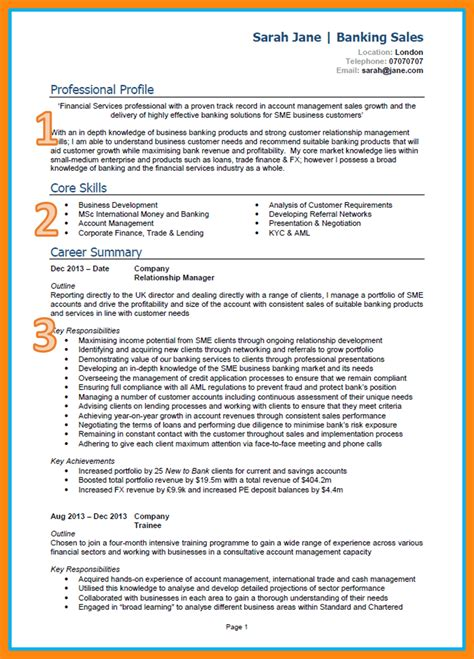 Another Word For Proficient Resume by Using A Thesaurus To Write A Cv 7 Reasons This Is An Excellent Resume For Someone A
