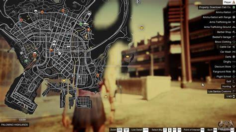 treasure map   gta