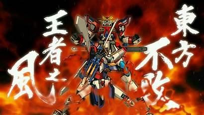 Gundam Burning Kamiki God Wallpapers