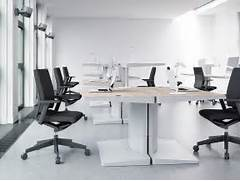 Workspace Designs For Modern Offices Adjustable Height Stand Up Desks Upstanding Designs Standing Table Standing Desks Stand Up Desk Adjustable Desk Desk Ideas Standing Desk