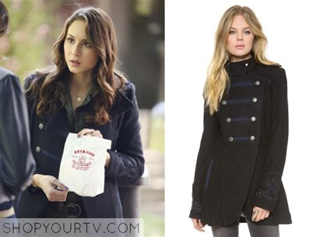 Spencer Hastings Fashion, Clothes, Style and Wardrobe worn ...