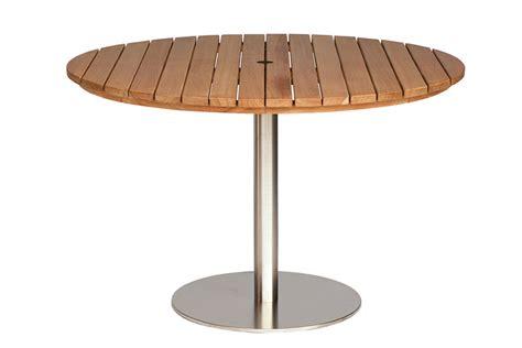 Runder Tisch Garten by Jasper Garden Tables Bau Outdoors