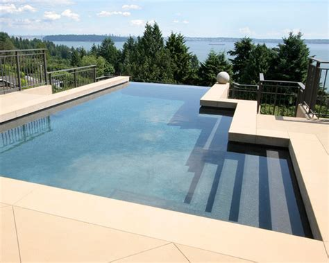 landscape small backyard infinity pool design ideas style motivation