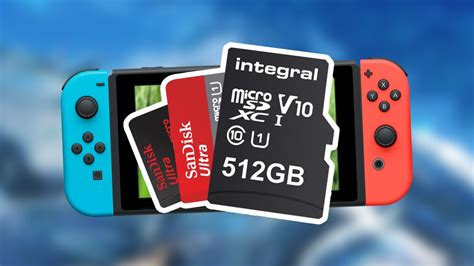 Maybe you would like to learn more about one of these? The Best Nintendo Switch Micro SD Cards - Guide | BlackGame