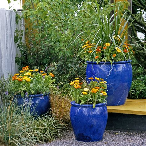 How To Choose Pots For A Patio Container Garden (pro Tips. Patio Furniture Stores In Columbus Ohio. Sams Club Patio Furniture With Fire Pit. Brown Jordan Patio Furniture Repair California. Park Bench Patio Furniture. Simple Backyard Stone Patio. Patio Furniture Oval End Caps. Patio Chair Sling Replacement Video. Ideas For An Outdoor Patio