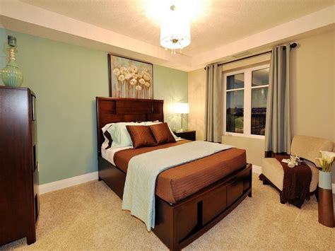Bloombety  Neutral Paint Colors For Bedroom With Lighting