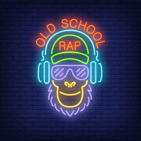 testo vecchia scuola testo al neon rap della vecchia scuola e scimmia