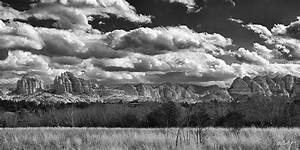 An Ansel Adams View Of Sedona Photograph by Phill Doherty