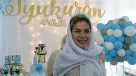Nikita Mirzani Ungkap Asal Nama Untuk Anak Ketiganya