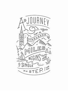 Journey of a th... Architecture Journey Quotes