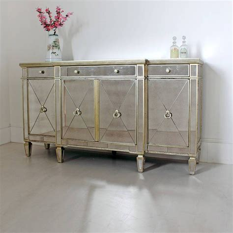 mirrored credenza sideboard 15 collection of sideboards with mirror 4159