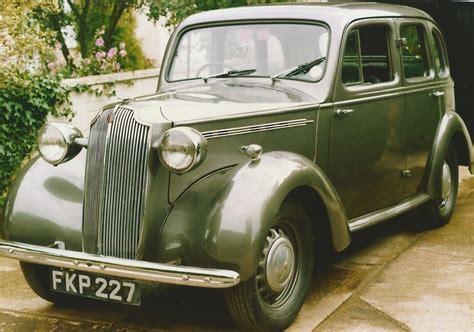 1939 Vauxhall 12 Saloon British Classic, 10 000 Cars, Cars
