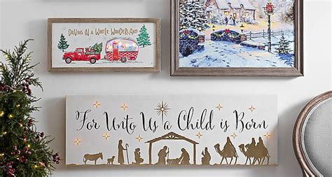 christmas wall decor kirklands