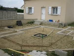 Prix Dalle Béton Au M2 : beton d sactiv ~ Dailycaller-alerts.com Idées de Décoration