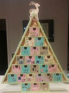 Calendrier Avent Fille : j 39 ai choisi pour ma fille un calendrier de l 39 avent fait maison blog z dio ~ Preciouscoupons.com Idées de Décoration