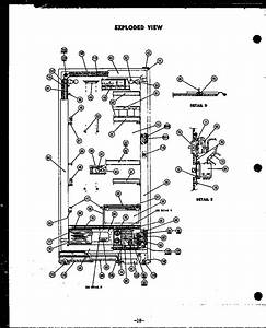Looking For Amana Model R15 Compact Refrigerator Repair