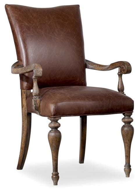 upholstered casual arm chair set of 2 traditional