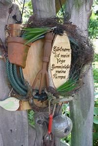 Hilfe Im Garten : garten hilfe hingucker zitat eine kreation von annegret ~ Lizthompson.info Haus und Dekorationen