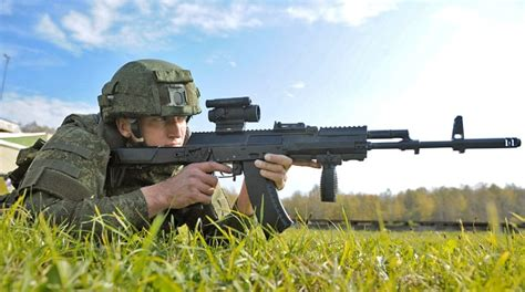 Russia Selects Ak-12 And Aek-971 For Service