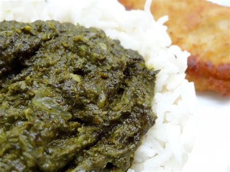 plat cuisiner feuilles de manioc à la noix de coco recette des comores