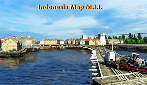 indonesia map ets  mods