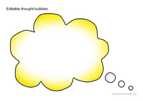 thinking cloud writing template other writing primary teaching resources and printables