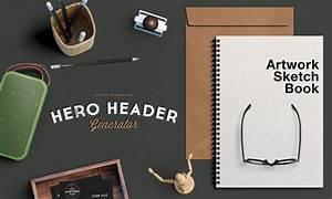 Hero    Header Scene Mockup