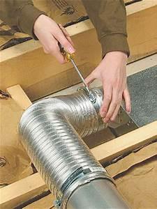 Installing a Bath Vent Fan - How to Install a Fan or ...