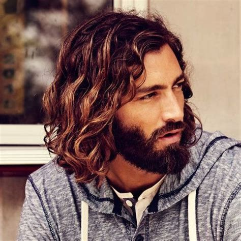 19 Long Hairstyles For Men   Men's Hairstyles   Haircuts 2018