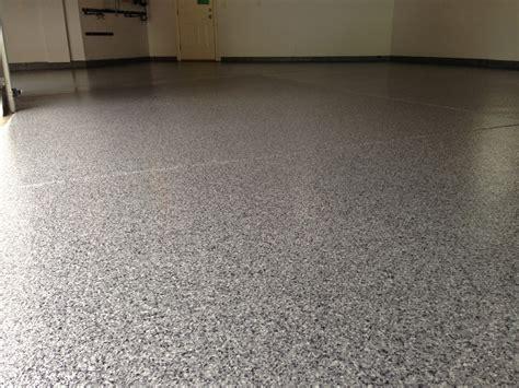 Columbus Ohio garage epoxy floor contractors and installers
