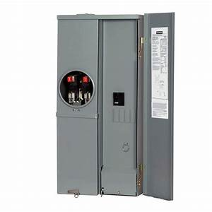 Siemens Euserc Compliant Single Phase 200 Amp 4