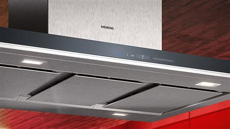 Quiet and powerful ? Siemens extractor hoods