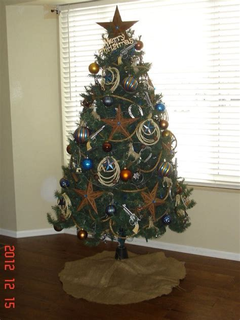 17 best ideas about western christmas tree on pinterest