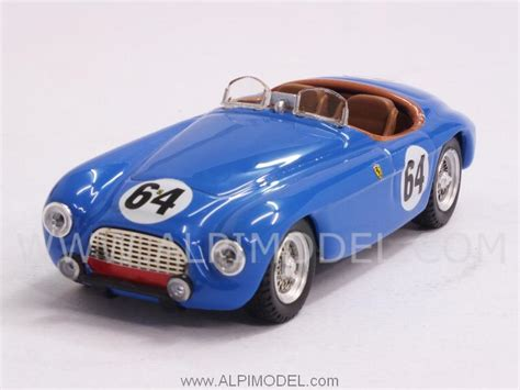 art-model Ferrari 166 MM Barchetta #64 Le Mans 1951 ...